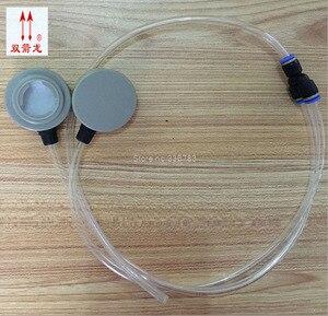 Image 1 - עצמי תחול אספקת גז הנשמה גז מסכות להחליף אביזרי מחבר צינור מסנן אלמנט כוס כיסוי מסכת אבזרים