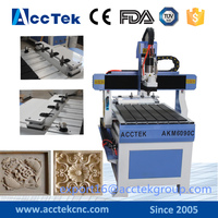 mini desktop cnc router 2D 3D cnc machine for wood/MDF/plastic/marbel