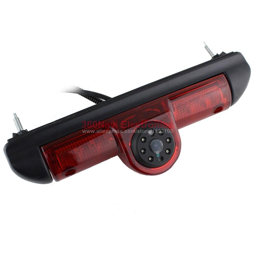 7 Monitor + 3rd Brake Light Camera For Fiat Ducato Peugeot Boxer Citroen Jumper