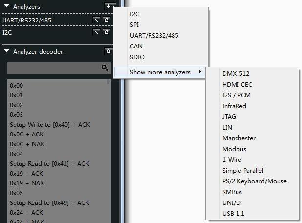 """""""Kingst LA1010 USB Logic Analyzer"""" - maksimalus 100M atrankos - Matavimo prietaisai - Nuotrauka 5"""