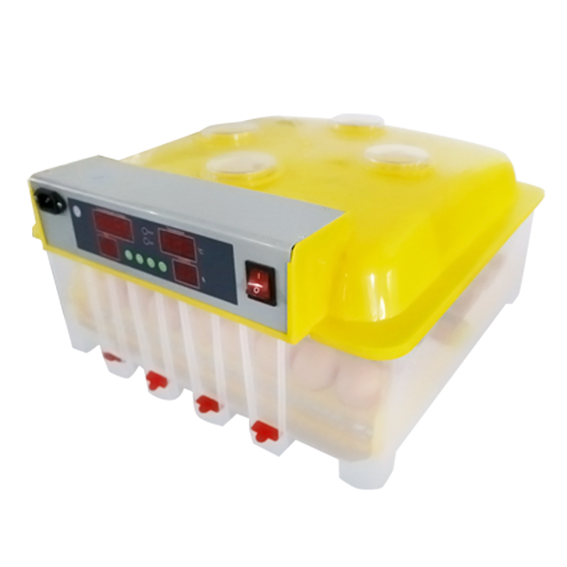 Fully Automatic Electric Egg Incubator Household Small 48 Pieces Chicken Duck Goose Hatching Machine Incubation Equipment automatic hatching machine poultry egg incubator 880 egg hatching machine duck and goose incubator equipment 1pc