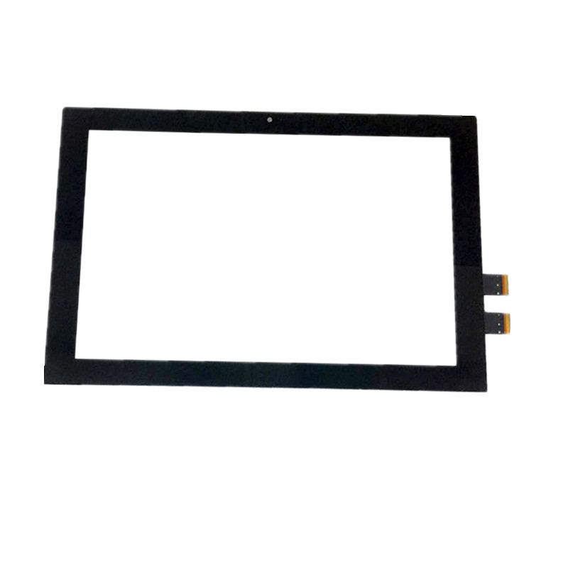 10.1 For Lenovo Miix 3-1030 miix 3 1030 Miix3 Touch Screen Digitizer Outer Glass Black Replacement Parts new 10 1 inch case for lenovo miix 3 1030 miix 3 1030 miix3 lcd display touch panel screen digitizer glass assembly replacement
