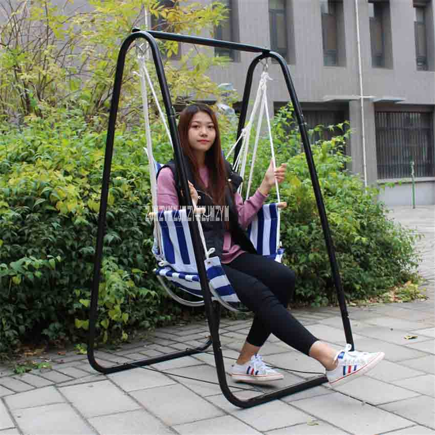 Leisure Home Portable Hanging Chair Student Dormitory Swing Chair Basket High-quality Balcony Outdoor Adult Indoor Hammock Chair