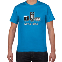 Never Forget Sarcastic Graphic Music Novelty T Shirt SF