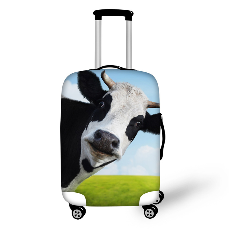 Child Cartoon Travel Accessories Elastic Luggage Protective Cover Trolley Suitcase Protect Dust Bag Case Suitcase Cover