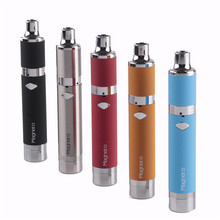 Yocan Magneto mod Wax Kit 1100mAh Wax Pen Wax Vaporizer Magnetic 5 Color Coil Cap built with Dab Tool VS Yocan Evolve plus