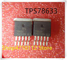 NEW 10PCS/LOT TPS78633KTTT TPS78633KTTR TPS78633 TO-263