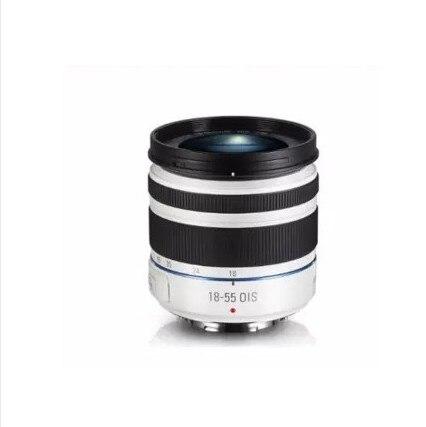 Original 18-55mm F3.5-5.6 OIS III White Zoom Lens For Samsung NX20 NX100 NX1000 NX110 NX1100 NX200 NX2000 NX300 NX300M NX3000