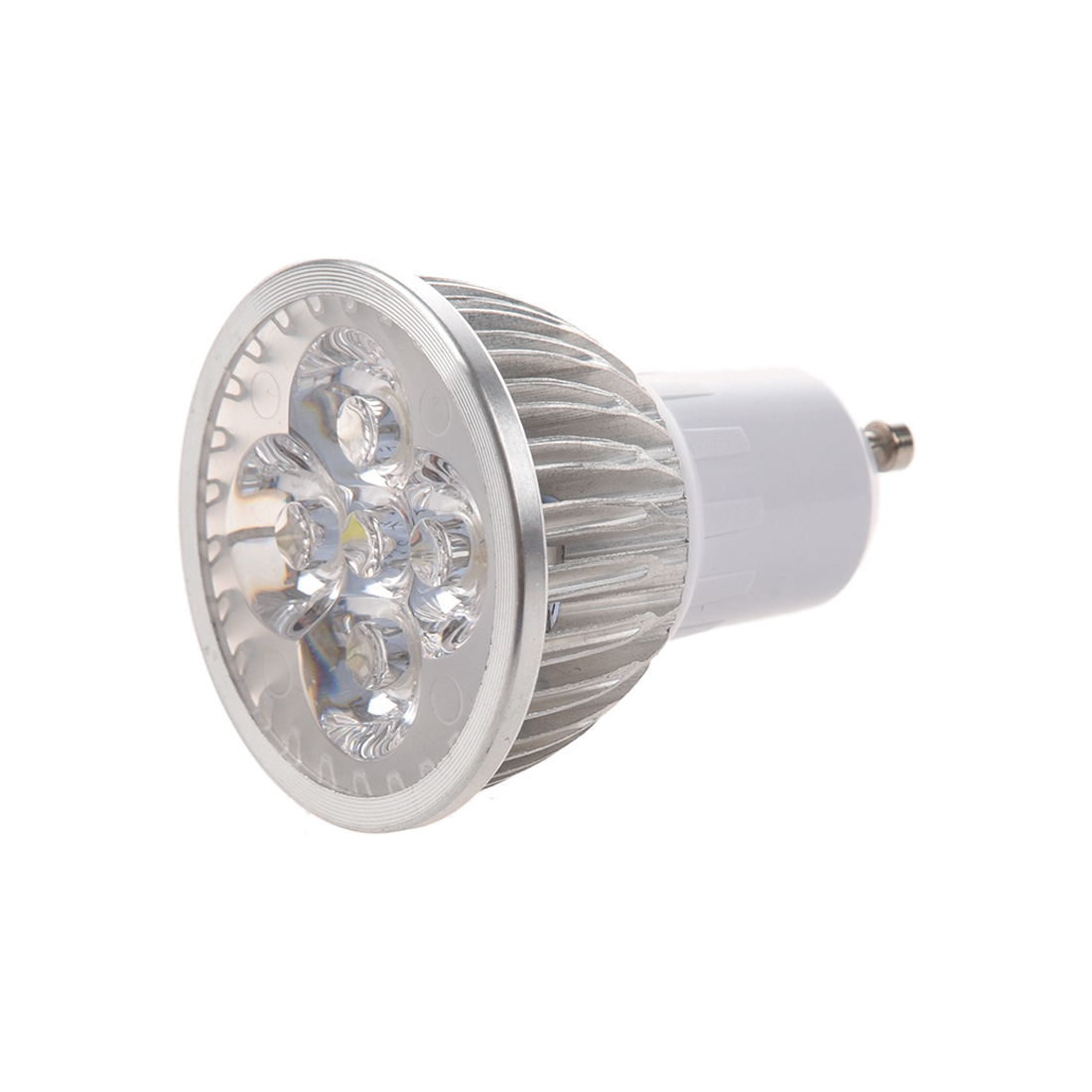 4 LED GU10 Light Bulb 4W Cold White 85-265V