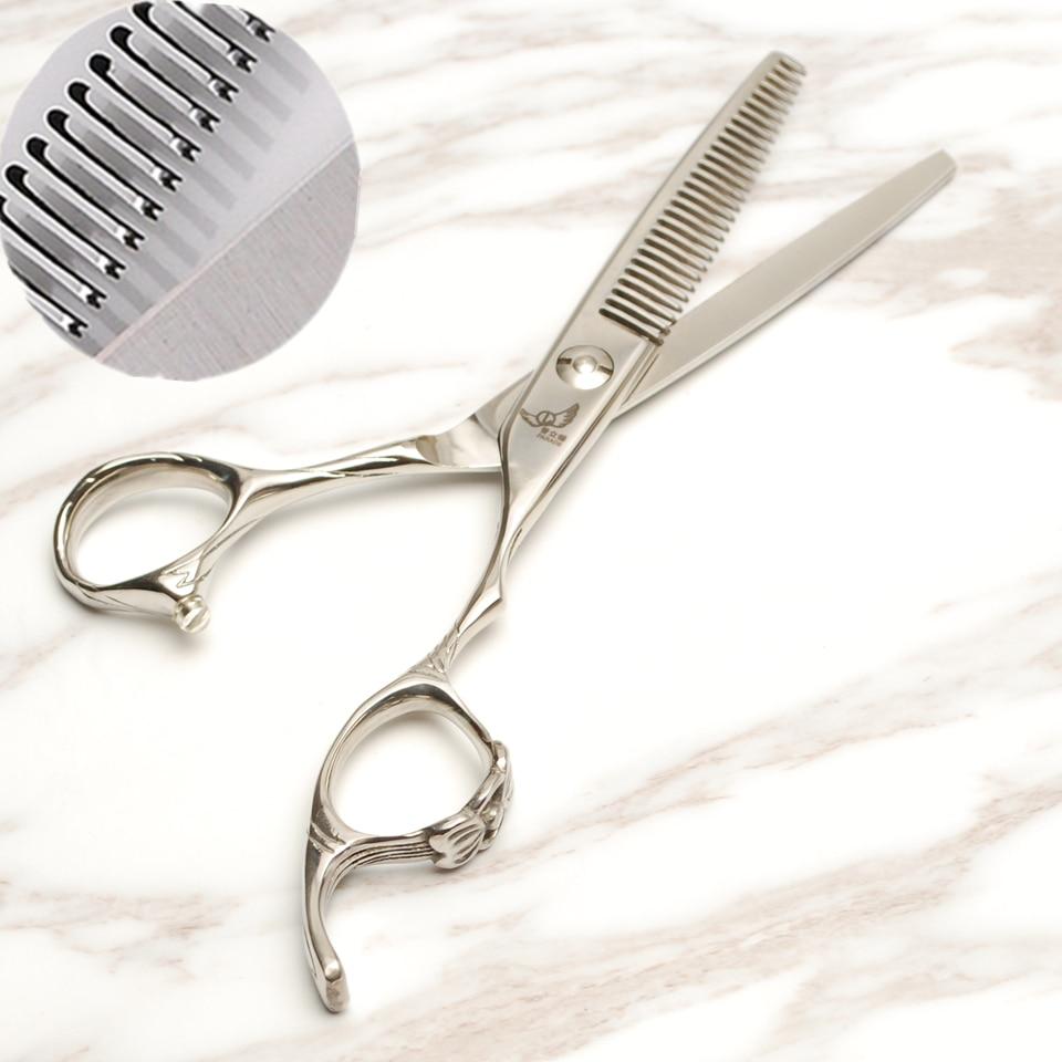 Hair Scissors Professional Hair Cutting Scissors Hairdresser Barber Shears for Hairdressing все цены