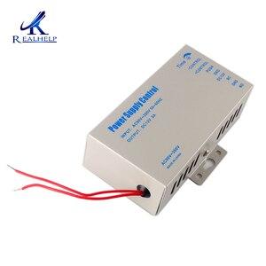 Image 4 - Realaid 12 فولت 5A باب نظام التحكم في الوصول التبديل إمدادات الطاقة عالية الجودة السلامة التيار المتناوب 90 ~ 260 فولت الوقت تأخير مجموعة