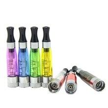 전자 담배 GS H2 분무기 EGO 시리즈 배터리 510 실용 8 색 증기 세정제