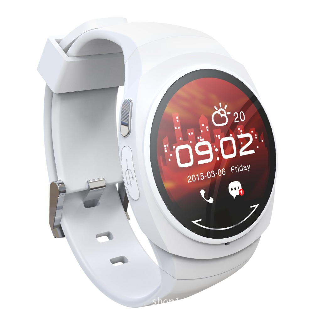U Watch UO font b Smartwatch b font Touchscreen Bluetooth 4 0 Infrared Household Remote Control