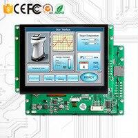Tela Polegada 8 RS232 TTL Interface
