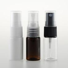 10ml flat shoulder plastic bottle Spray Small spray watering can Fine mist hydrating Make-up bottling BQ082