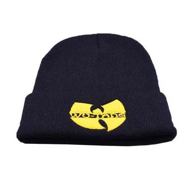 01643178eaa placeholder WU TANG Hat Unisex Mask Fashion Winter WU TANG CLAN Beanie Hats  For Women Men Acrylic