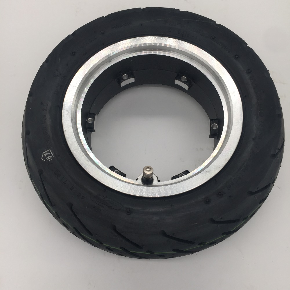 Tire with hub ring of Dualtron Thunder Electric Scooter
