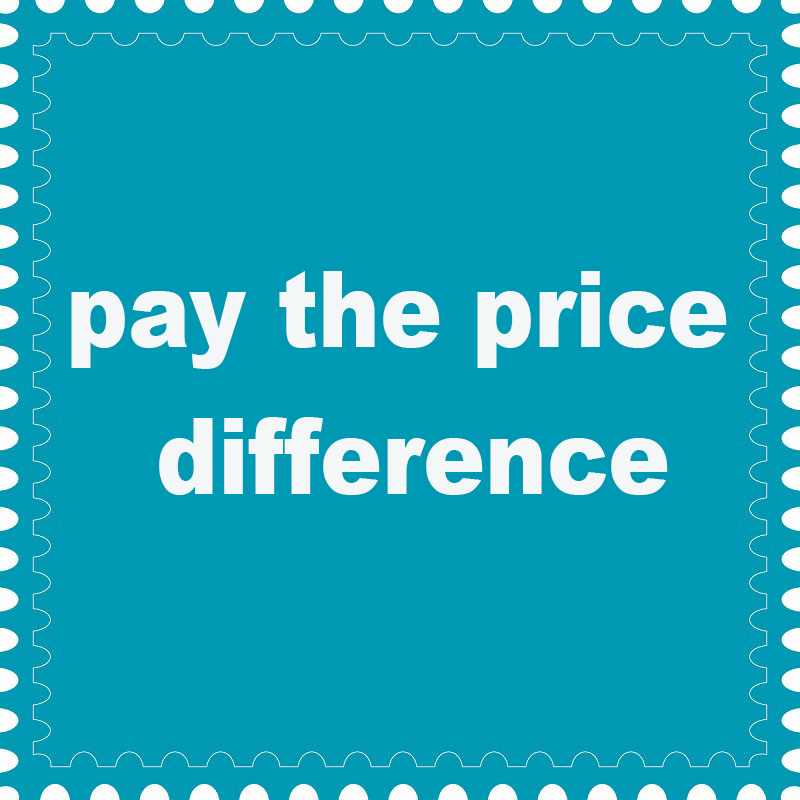 USD0.01 for compensate the price difference