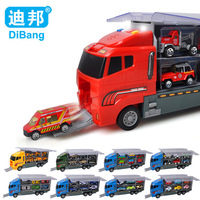 Children Truck Bring 6 Only Simulation Alloy Miniature Car Toy Vehicles Oxyphylla Model Toys Cars Track Favourite