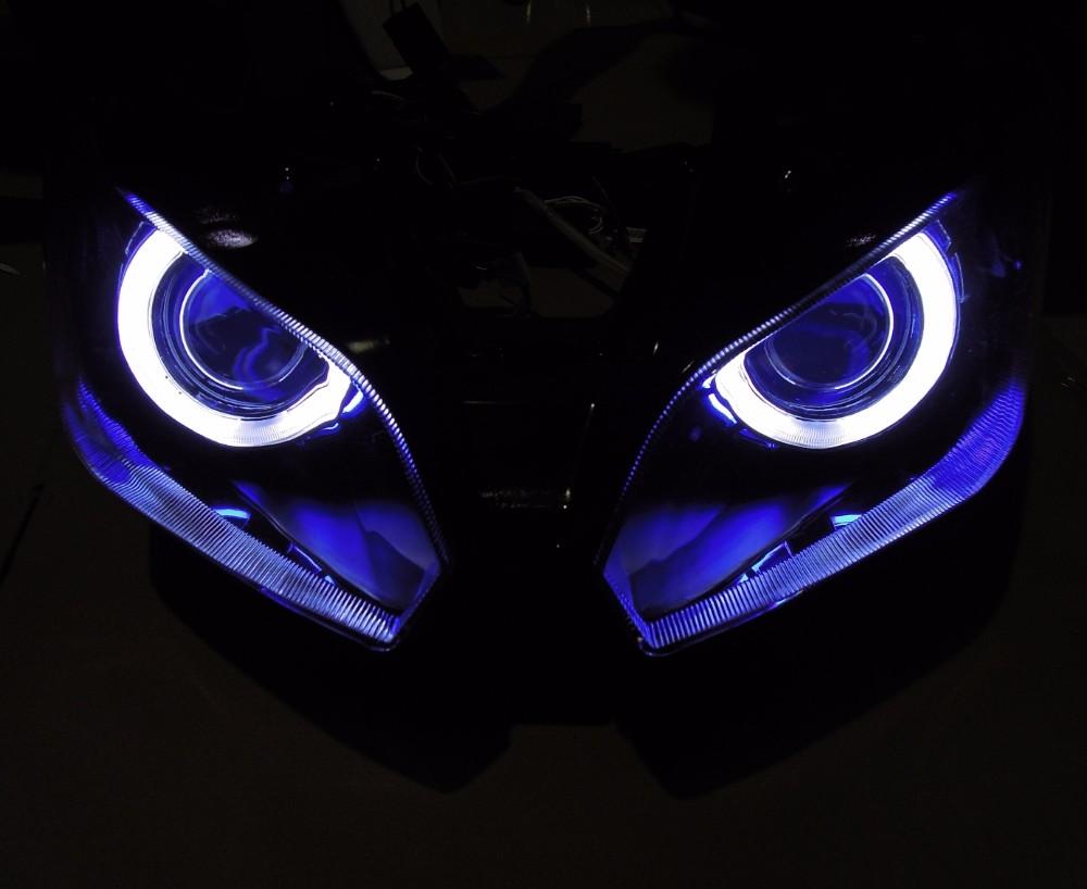 Ninja300 2013 ANGEL HEADLIGHT (4)