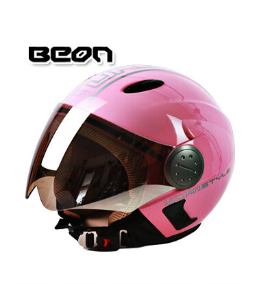 ФОТО Netherlands Beon B-200 classic half face motorcycle helmet Anti-uv deceleration electric bicycle helmet  Free size
