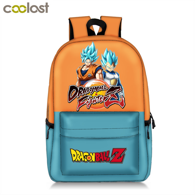 Anime Pokemon / Dragon Ball Backpack For Teenager Boys Children School Bags Poke Ball Pikachu / Saiyan SON GOKU Backpack Bag anime pokemon pikachu backpack pokemon computer backpacks school bags for teenager girls boys kawaii mochila feminina package