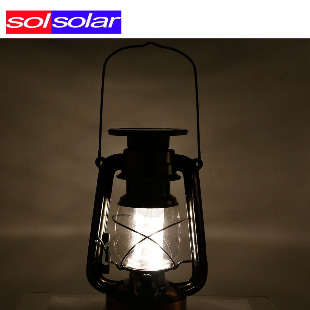 Solar Landscape Lantern Lights: LED Solar Lantern Classic Solar Power Led Solar Light
