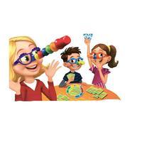 שקרן שקרן משחק מצחיק משקפיים האף למתוח את האמת ואת האף שלך עשויים לגדול צעצועי כיף משפחתי גדול