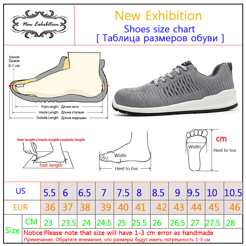 New-exhibition-Flying-mesh-Breathable-Steel-Toe-Cap-Safety-Shoes-Men-anti-pierce-Injection-bottom-work-Safety-boots-2019-Sneaker (6)