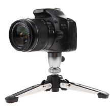 Wholesale prices Professional Universal 3 Legs Base Stand Monopod Tripod Unipod Holder Support For All 1/4 DSLR Camera For Canon