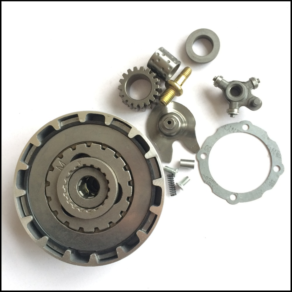 US $16 66 |18T Teeth Clutch 110cc 125cc 135cc automatic Engine with reverse  for SunL Loncin LiFan Taotao ATV-in ATV Parts & Accessories from