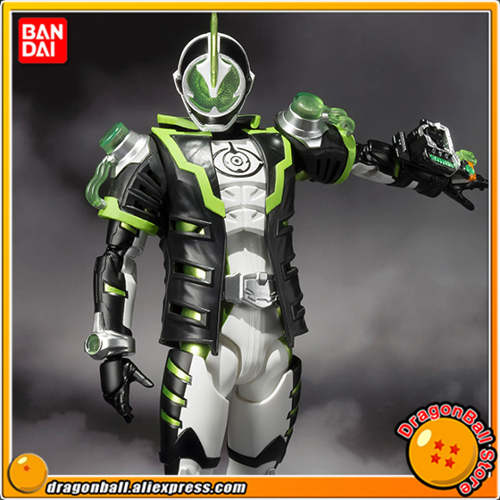 Anime Kamen Rider Ghost Original BANDAI Tamashii Nation S.H. Figuarts / SHF Exclusive Action Figure - Kamen Rider Necrom weide japan quartz watch men luxury brand leather strap stainless steel buckle waterproof new relogio masculino sport wristwatch