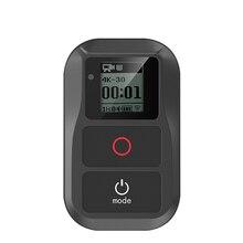 جهاز تحكم عن بعد لاسلكي مقاوم للماء لـ Gopro Hero 8 7 6 5 4 جلسة Go pro 5 6 3 + مجموعة كابل شحن ذكي للتحكم عن بعد