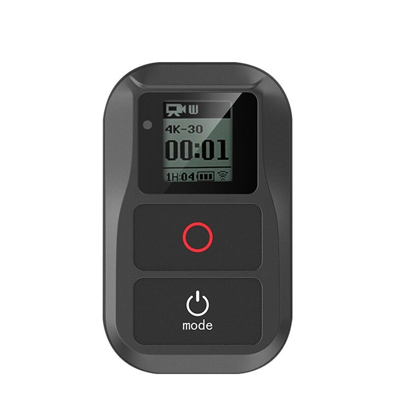 Télécommande WiFi sans fil étanche pour Gopro Hero 7 6 5 4 Session Go pro 5 6 3 + Kits de câbles de charge à télécommande intelligents