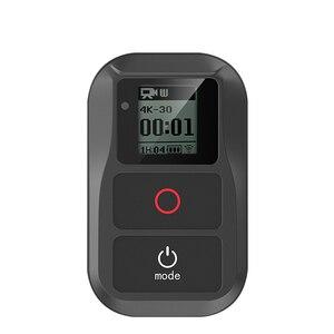 Image 1 - Wodoodporny bezprzewodowy pilot wifi dla Gopro Hero 8 7 6 5 4 sesja Go pro 5 6 3 + inteligentne zdalne sterowanie zestawy kabli ładujących
