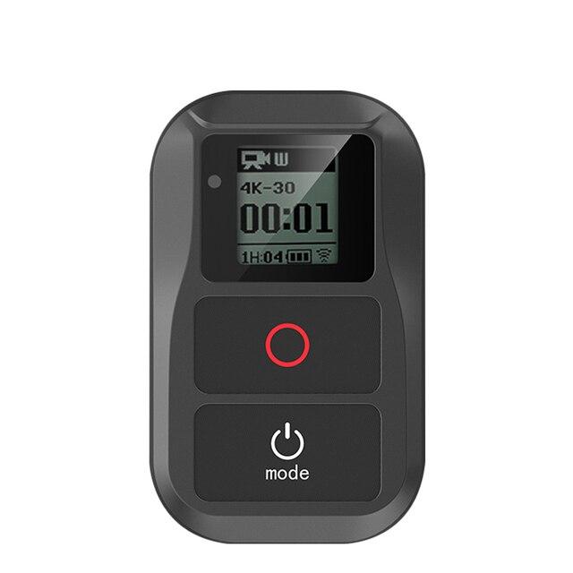 Wodoodporny bezprzewodowy pilot wifi dla Gopro Hero 8 7 6 5 4 sesja Go pro 5 6 3 + inteligentne zdalne sterowanie zestawy kabli ładujących