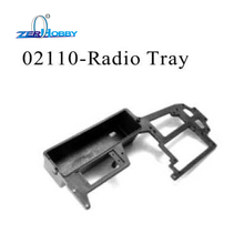 цена на RC CAR SPARE PARTS RADIO TRAY FOR HSP 1/10 NITRO ON ROAD RACING CAR 94177 (part no. 02110)