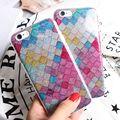 Moseko espumante caso de telefone para o iphone 6 6 s 7 7 plus luxo silicone tampa traseira para apple 6 s 7 mais telefone Shell