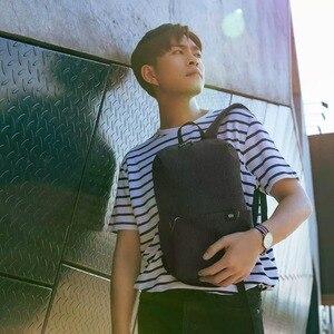 Image 5 - Oryginalny Xiao mi kolor mały plecak 10L duża pojemność torba przeciw wodzie mi 8 miłośników kolorów para plecak dla studenta Younth Man