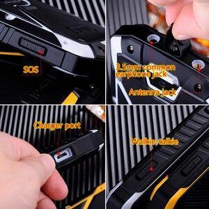 Image 5 - 軍事産業 V18 Santong IP68 防塵水秋 4.5 インチ大画面 4 グラムハードウェアインターホンスマートフォン