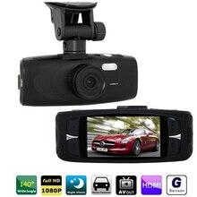 Nowy G1WH Carro Samochodów DVR Camera Blackbox Car Camera Recorder Wykrywacz Wideo FULL HD Dash Cam g-sensor Dashcam samochód-detektor