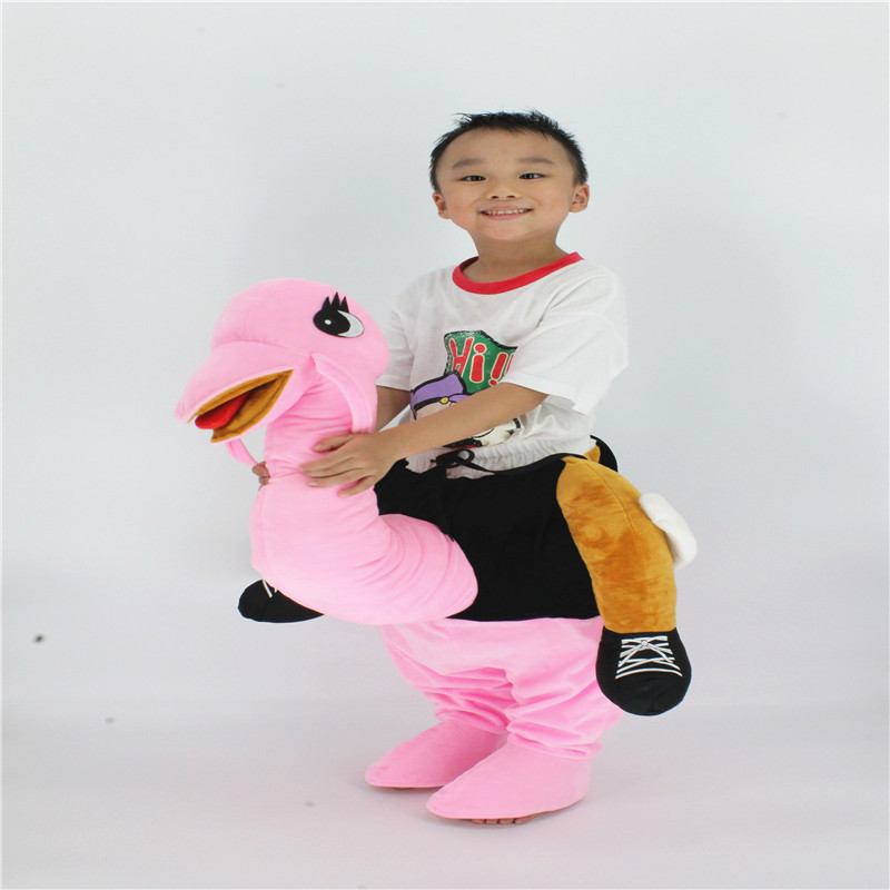 Children Ride On Animal Shoulder Dinosaur Mascot Costume Dinosaur Party Mascot Party Cosplay Costume With Funny Pants For Kids dinosaur jr dinosaur jr i bet on sky