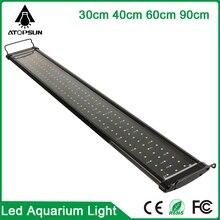 2pcs led Aquarium light Fish Tank SMD Led Light Lamp 2 Mode 30cm 40cm 60cm 90cm White+Blue Aquarium Led Grow Lighting DHL FEDEX