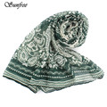 Sunfree 1PC 2017 HOT SALE New Ladies Neck Stole Elephant Print Long Scarf Shawl Wrap Pashmina Brand New High Quality Dec 16
