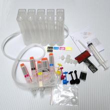 YOTAT 5 видов цветов СНПЧ картридж PGI-750 CLI-751 для Canon PIXMA MG7170 MG5570 MG6470 MG7570 MG5670 iX6870 iX6770 iP8770 MG6670