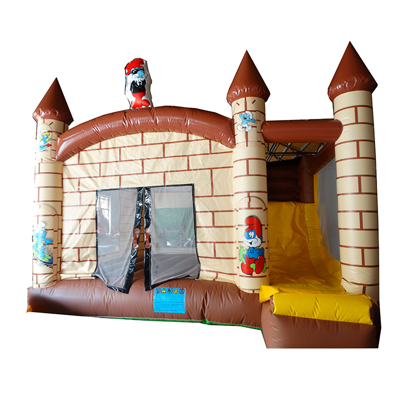 Inflatable party jumpers slide inflatable amusement park