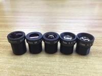 HD 3MP 3.6/4/6/8/12mm CCTV Camera 1/2. 7Lens M12*0.5 MTV Mount lens sensor For Use IP / AHD / CCTV camera free shipping