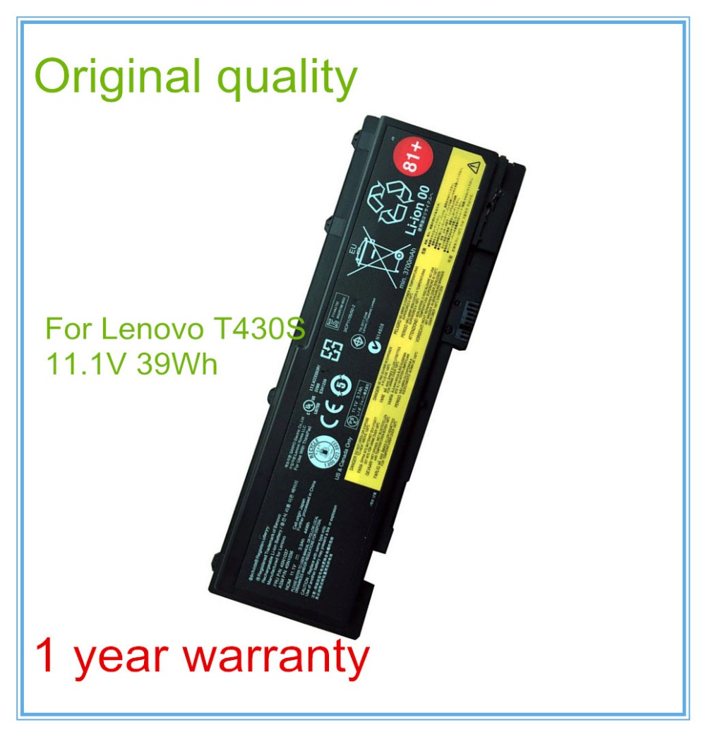 купить Original Laptop Batteries for T430S T420S Batteries 45N1039 45N1038 по цене 3493.71 рублей