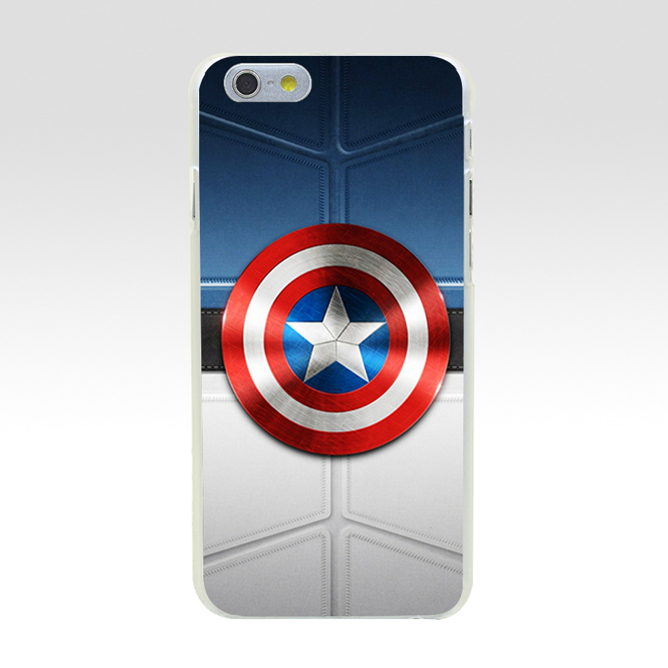 coque captain america iphone 8