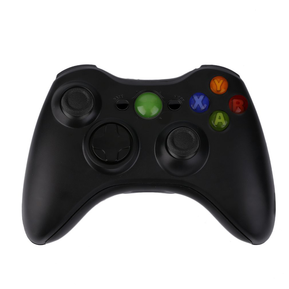Портативный беспроводной чехол для XBOX 360, полностью заменяемый корпус, черный игровой геймпад, пульт дистанционного управления, Ручка джойс...